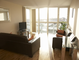 2 Bed Theatre District - MK
