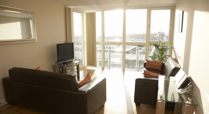 1 Bed Theatre District - MK